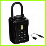 picture of NU-SET 7010-3 Electronic Key Storage Lock Box