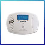 picture of First Alert Plug-In Carbon Monoxide Detector with Battery Backup and Digital Display