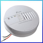 picture of Kidde AC Hardwired Operated Carbon Monoxide Alarm  KN-COB-IC