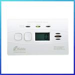 Kidde Sealed Lithium Battery Power Carbon Monoxide Alarm with Digital Display