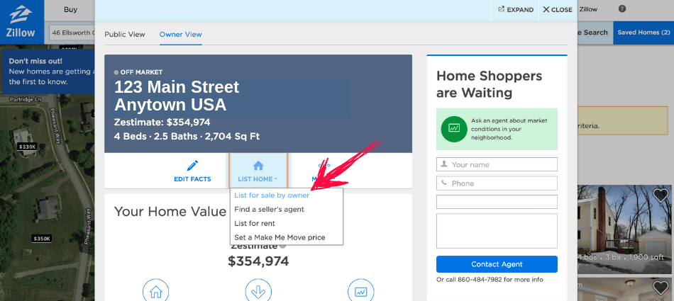 The Surprising Truth About Listing On Zillow For Sale By Owner (2019)